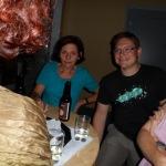 Abendausklang mit Renate, Reinhard und Ruth