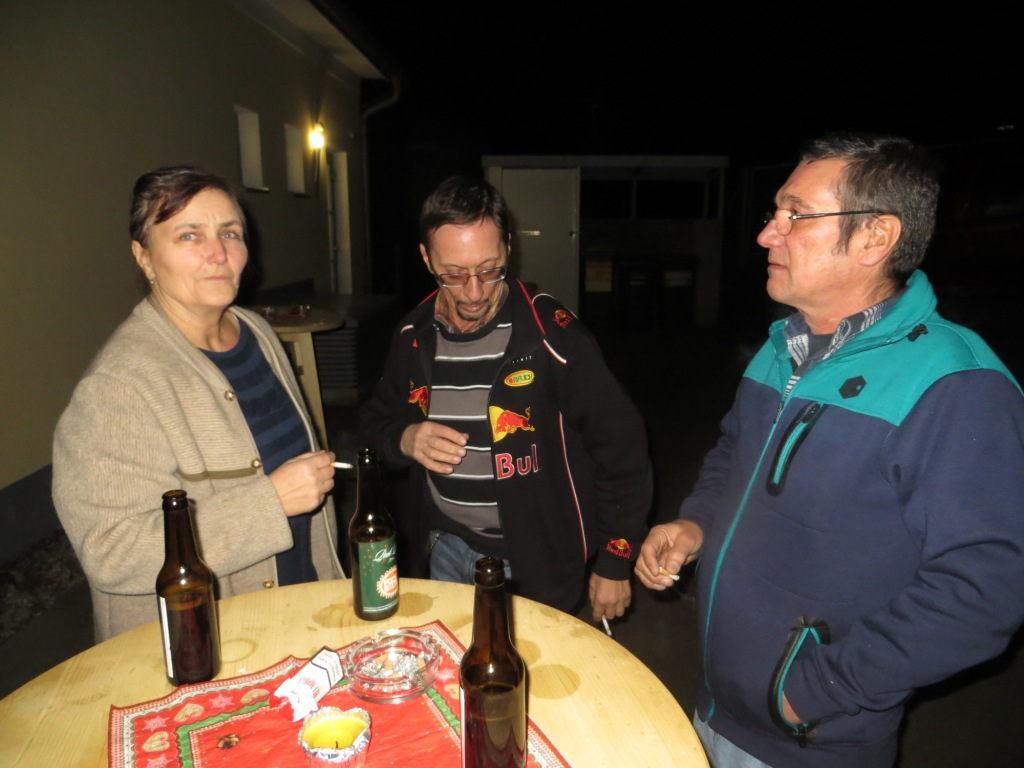 Fam Niederl .. Fans von Wilfried