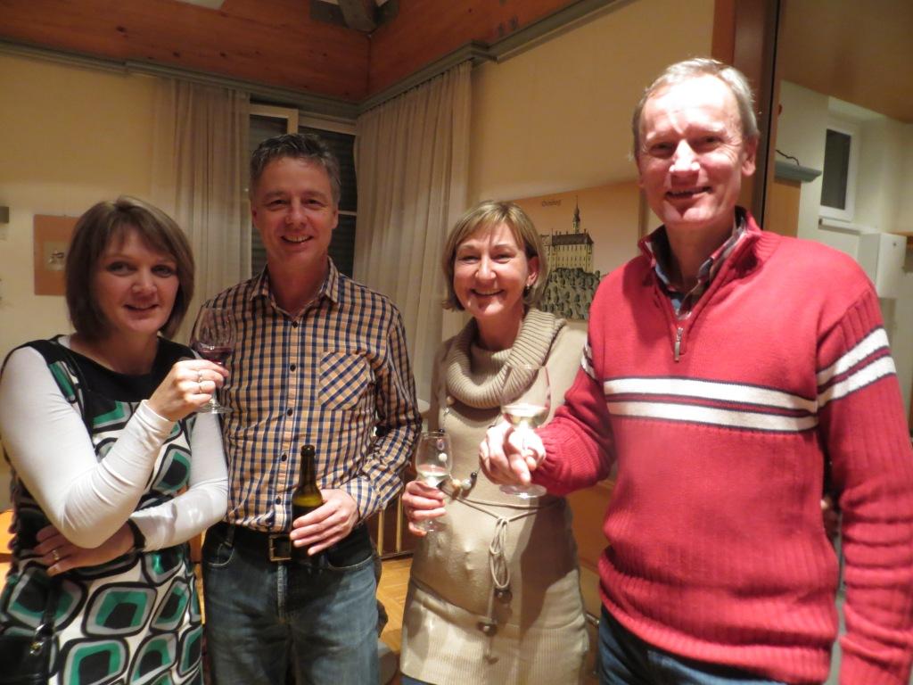 liebe Gäste aus Mettersdorf