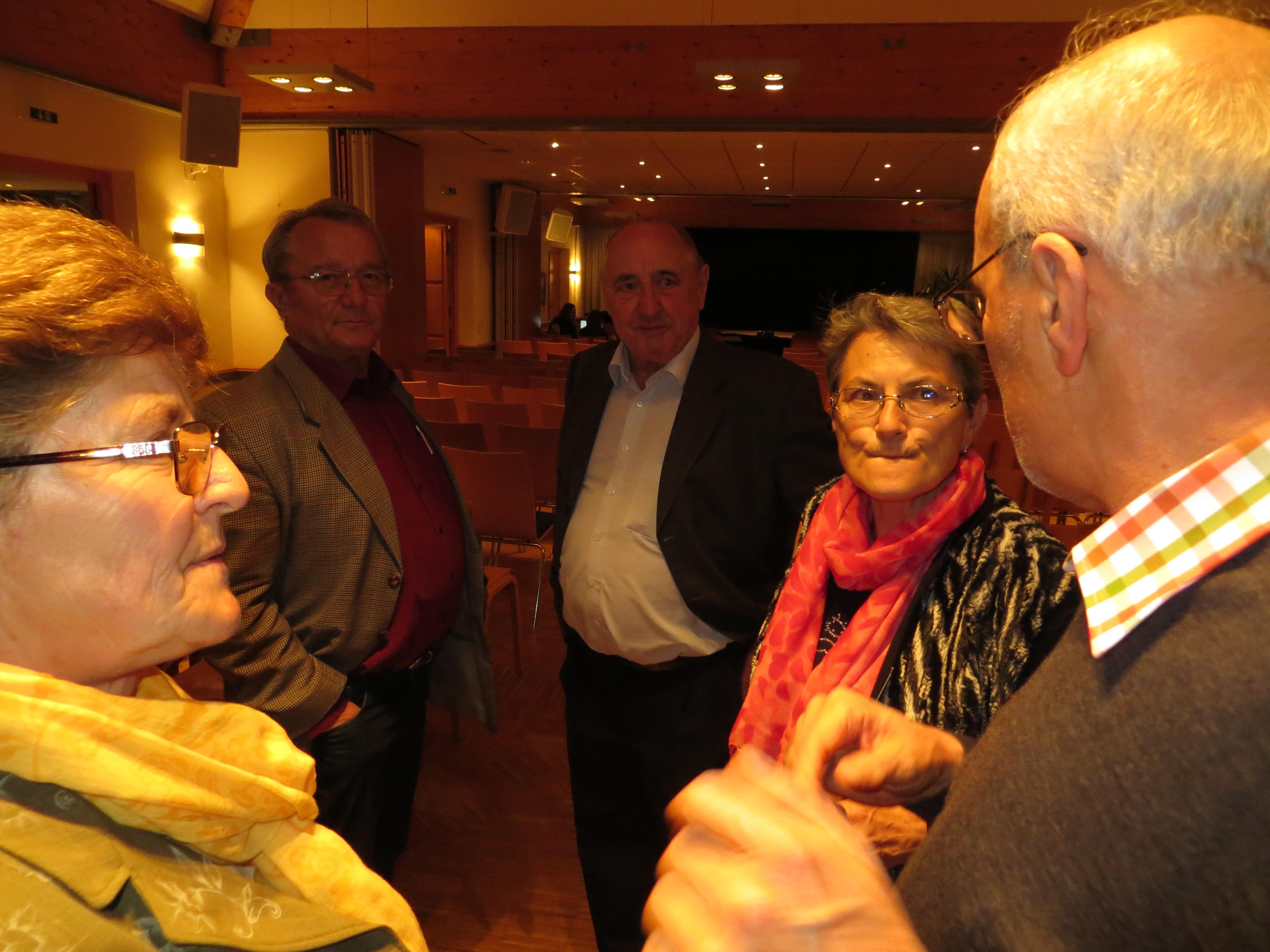 liebe Stammgäste mit Wurzeln in Weinburg
