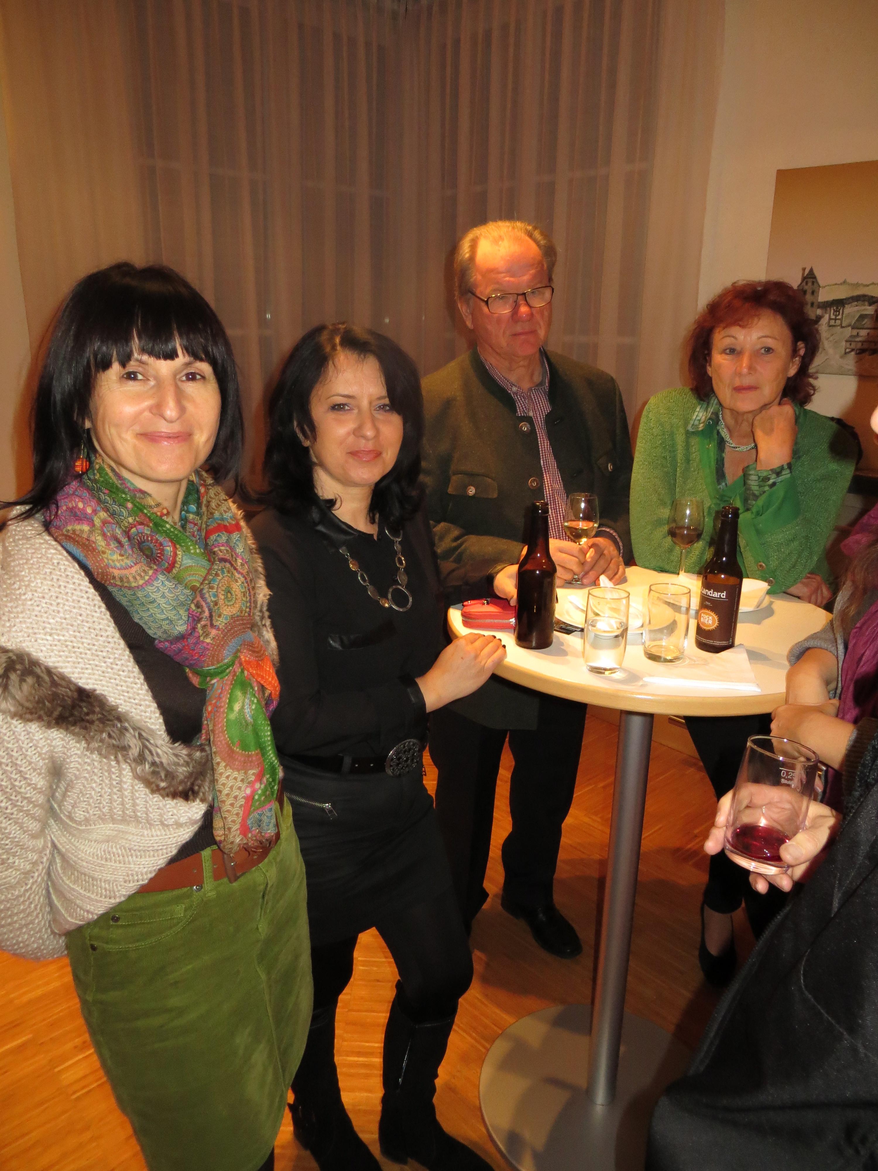 Freunde und ganz liebe Gäste aus St. Veit am Vogau