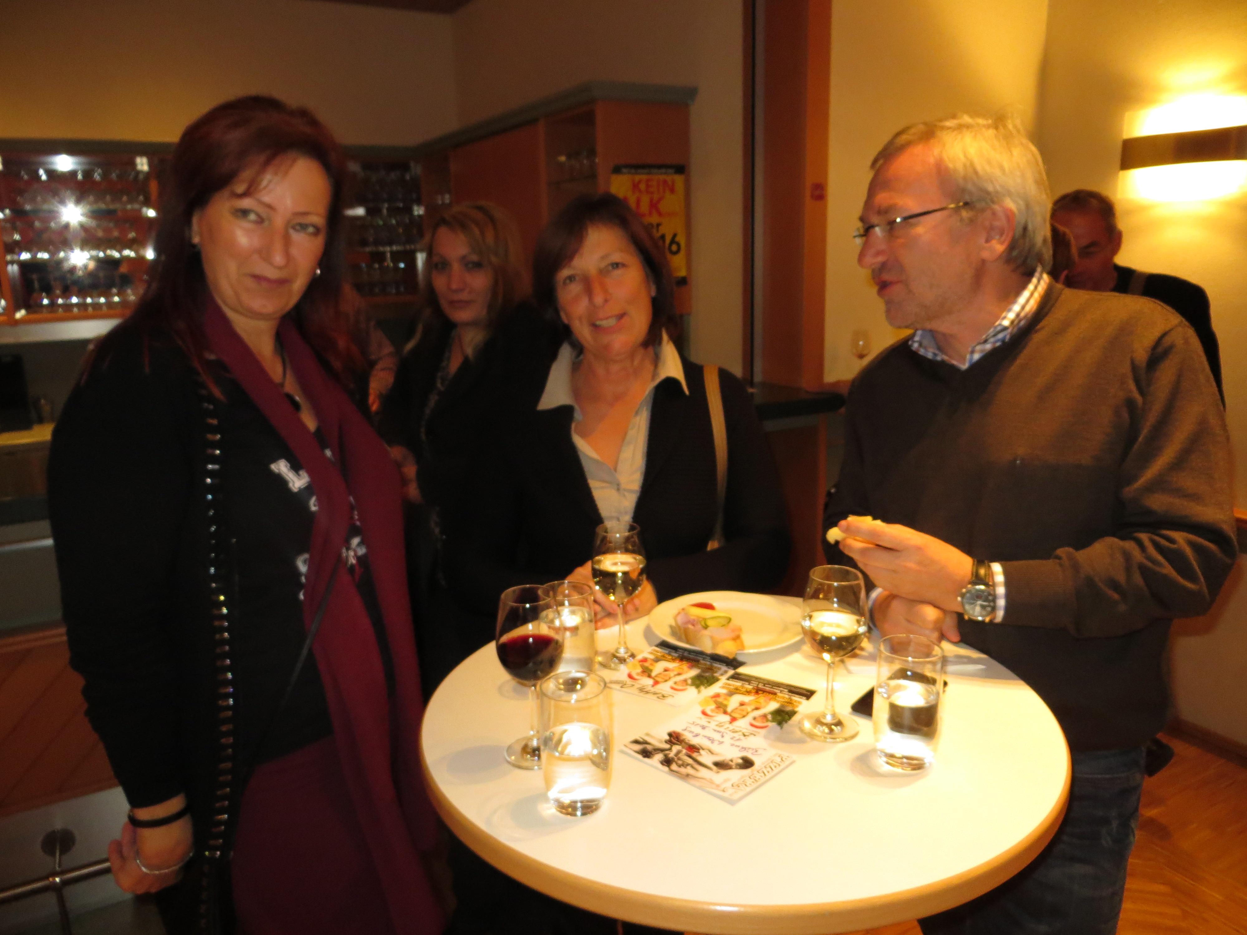 Liebe Gäste und Freunde der Bühne Weinburg