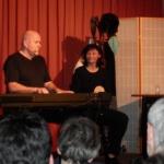 Dr. Mandak und Fr. Schramek pointenreich auf der Bühne