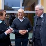 Dechant Mag. Wolfgang Koschat im Gespräch