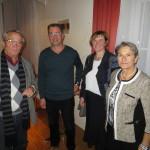 Gäste mit Mag. Robert Strohmeier