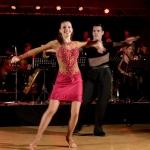 das steirische Tanz Spitzenpaar Sara Griesbacher und Philipp Ladler