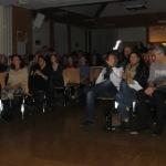 Blick in das Publikum