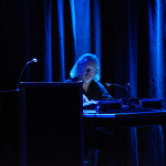 Gregor Seberg auf der Bühne