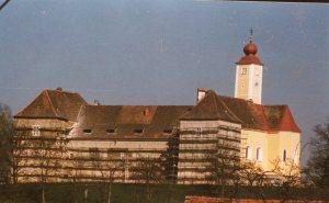 Schloss Renovierung 87